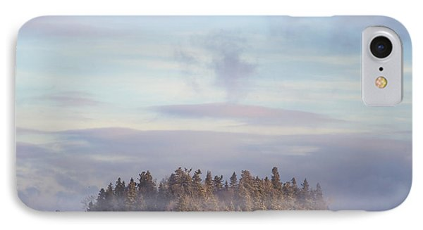 Fogscape IPhone Case by Evelina Kremsdorf