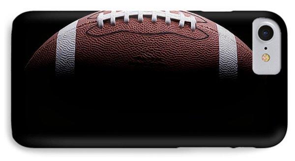 Football Painting IPhone 7 Case by Jon Neidert