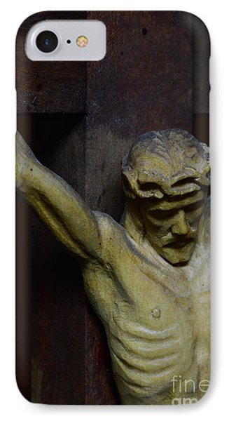 For Your Sins IPhone Case by Paul Ward