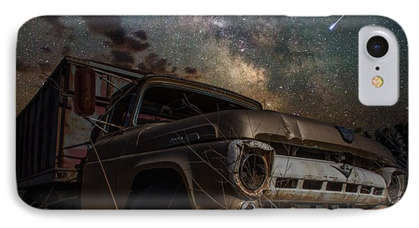 Ford IPhone Case by Aaron J Groen