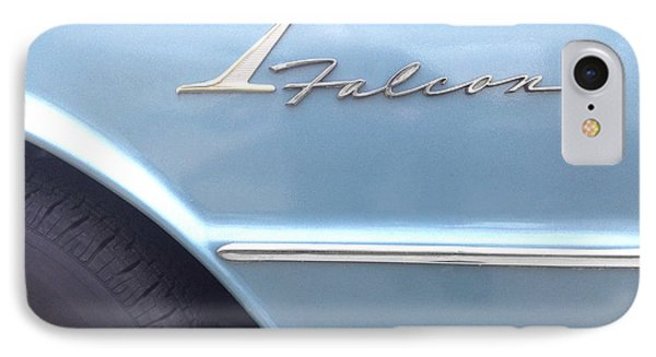 Ford Falcon 1961  IPhone Case by Don Spenner