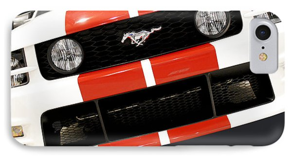 Ford Mustang - This Pony Is Always In Style Phone Case by Christine Till