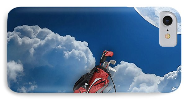 Fore IPhone Case by Marvin Blaine