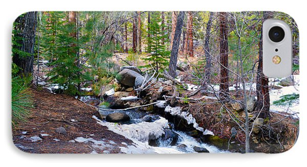Forest Creek 4 Phone Case by Brent Dolliver