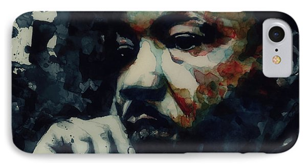 Forgiveness Is Not An Occasional Act It Is A Constant Attitude IPhone Case by Paul Lovering