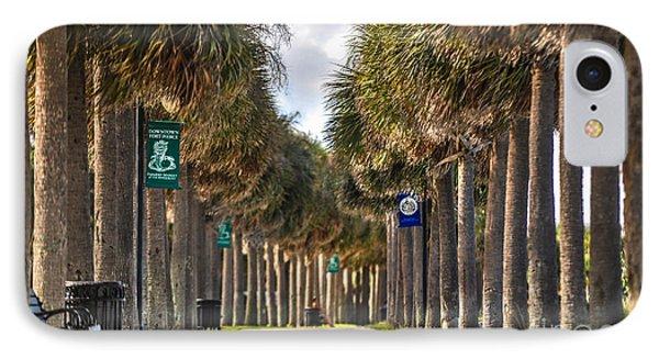 Fort Pierce Florida IPhone Case by Liesl Marelli