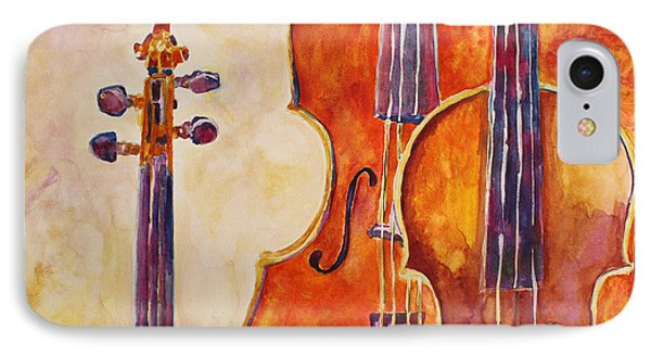 Four Violins IPhone Case by Jenny Armitage