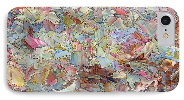 Fragmented Hill Phone Case by James W Johnson
