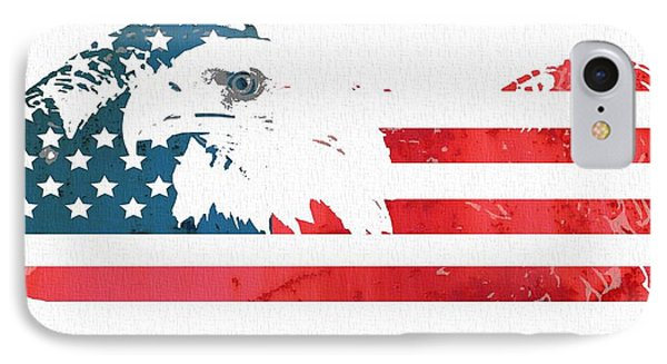 Freedom IPhone Case by Dan Sproul