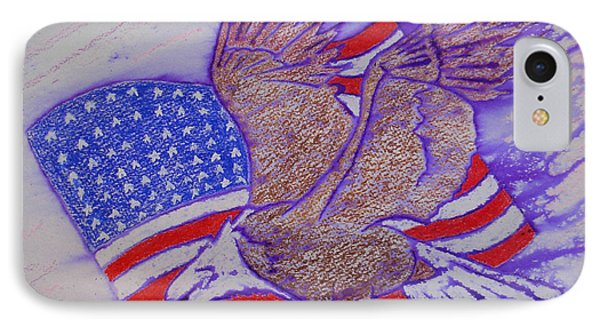 Freedom Reigns Phone Case by Mark Schutter