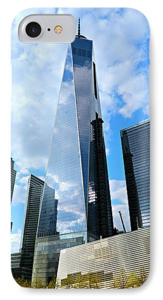 Freedom Tower IPhone Case by Stephen Stookey