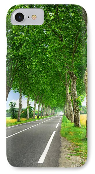 French Country Road IPhone Case by Elena Elisseeva