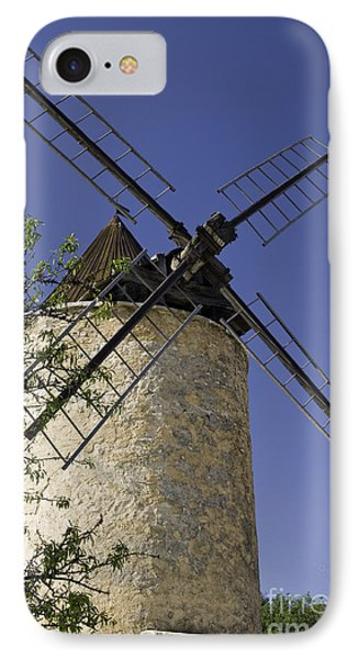 French Moulin Phone Case by Bob Phillips