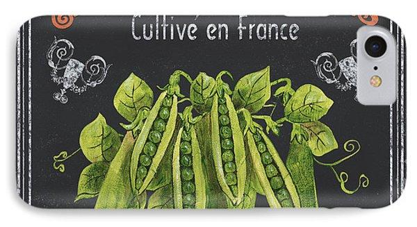 French Vegetables 2 Phone Case by Debbie DeWitt