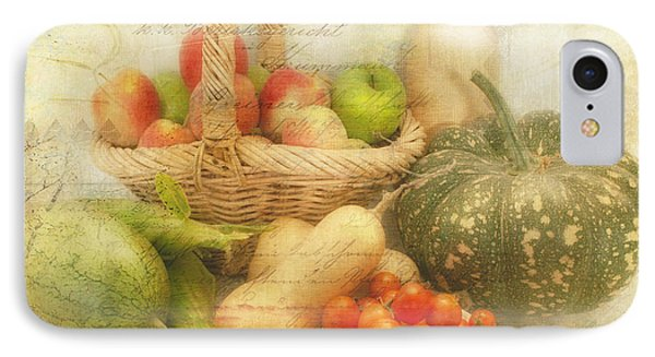 Fresh From The Garden IPhone Case by Linda Lees