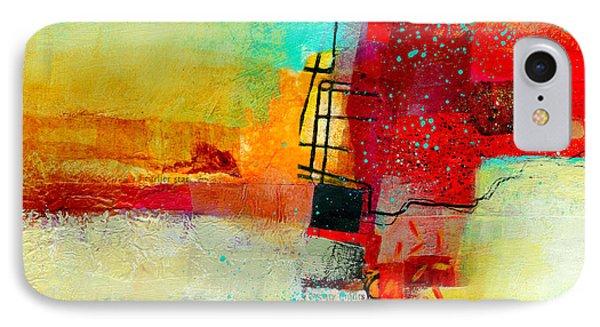 Fresh Paint #2 IPhone Case by Jane Davies