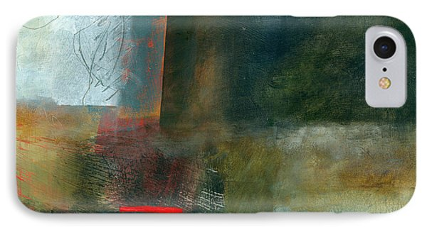Fresh Paint #8 Phone Case by Jane Davies