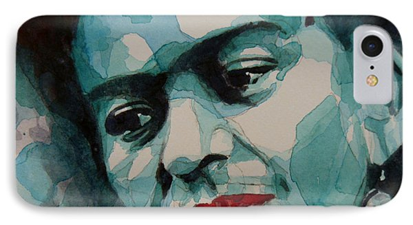 Frida Kahlo IPhone Case by Paul Lovering