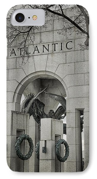 From The Atlantic Phone Case by Joan Carroll