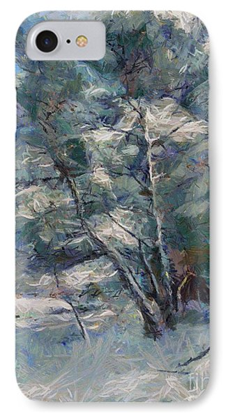 From The Winters Tale IPhone Case by Dragica  Micki Fortuna