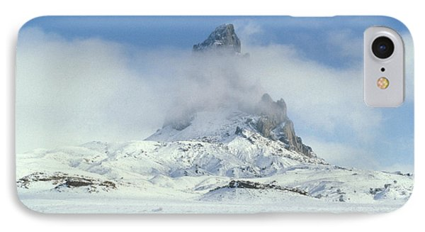 Frozen Peak 1001 Phone Case by Brent L Ander