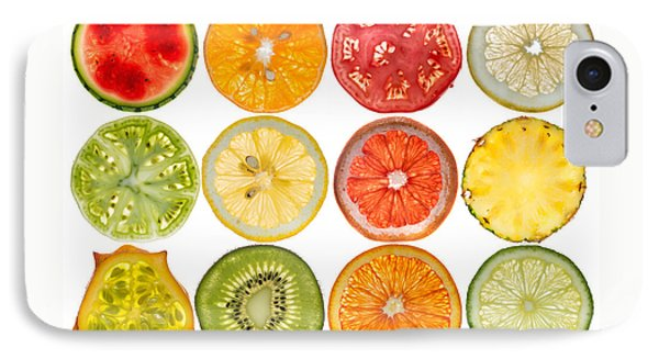 Fruit Market IPhone 7 Case by Steve Gadomski