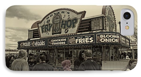 Fry Hop Phone Case by Tom Gari Gallery-Three-Photography