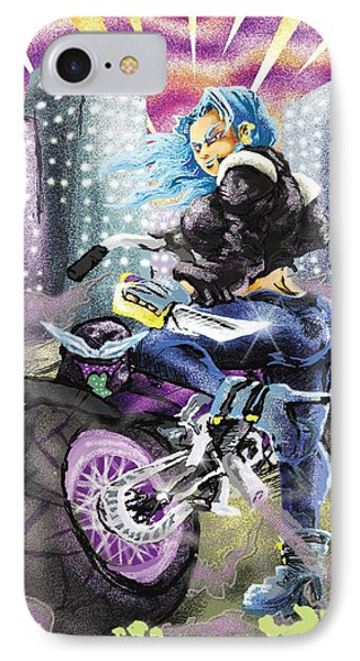 Full Throttle  Phone Case by Ronnell Williams