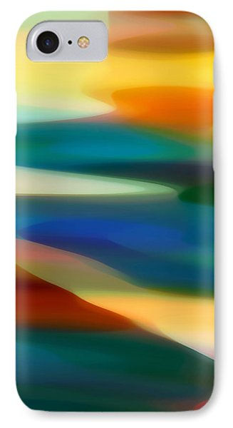 Fury Seascape 3 IPhone Case by Amy Vangsgard