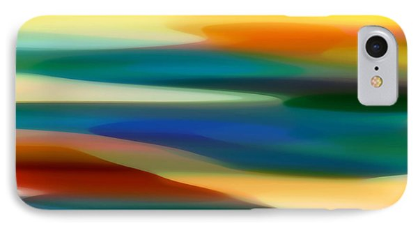 Fury Seascape 6 IPhone Case by Amy Vangsgard