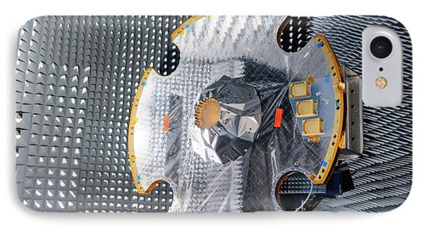 Gaia Space Probe Testing IPhone Case by European Space Agency