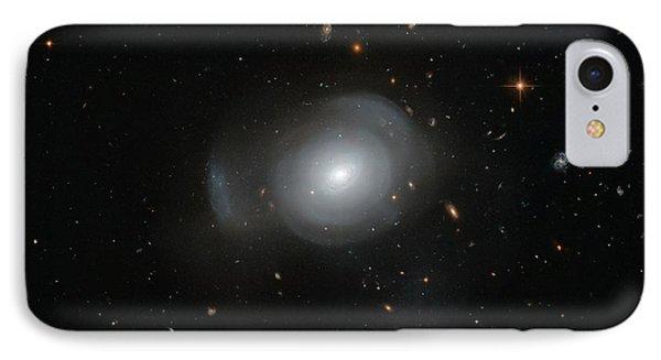 Galaxy Pgc 6240 IPhone Case by Nasa/esa/stsci/judy Schmidt