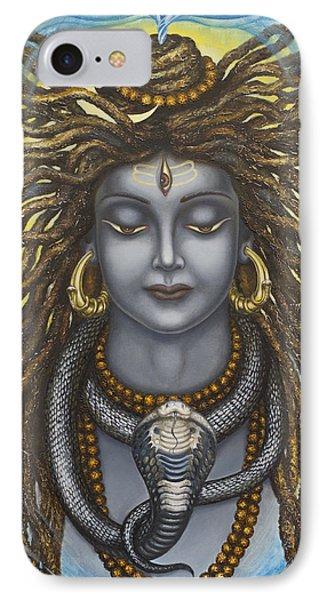 Gangadhara Shiva Phone Case by Vrindavan Das
