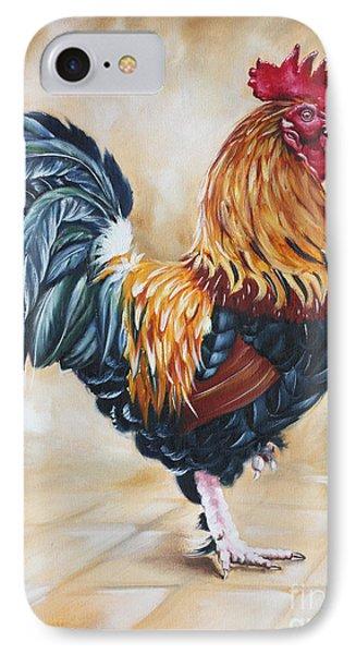 Garden Center's Rooster Phone Case by Ilse Kleyn