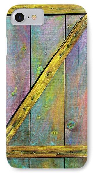 Gateway To Z Universe Phone Case by Asha Carolyn Young