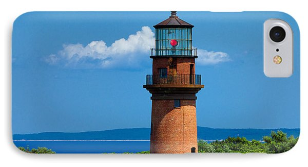 Gay Head Light Phone Case by Mark Miller