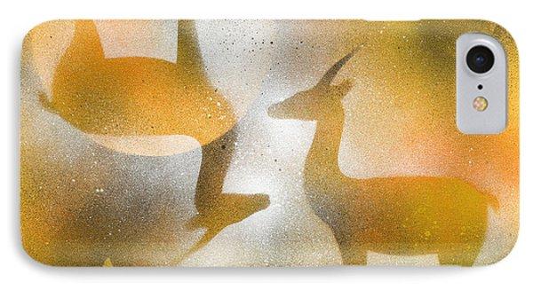 Gazelles Phone Case by Hakon Soreide