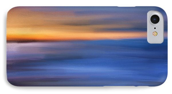 Gazing The Horizon IPhone Case by Lourry Legarde