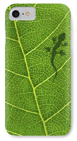Gecko IPhone 7 Case by Aged Pixel