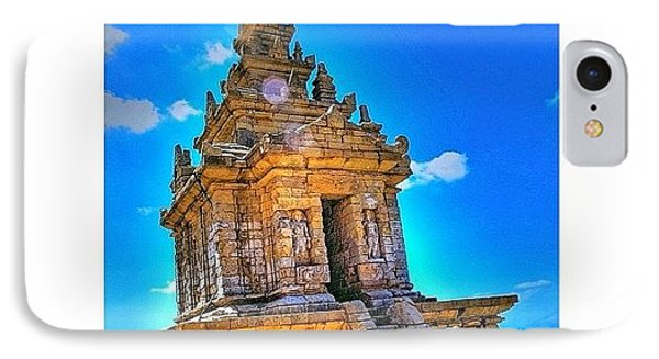 Gedong Songo (indonesian: Candi Gedong Phone Case by Tommy Tjahjono