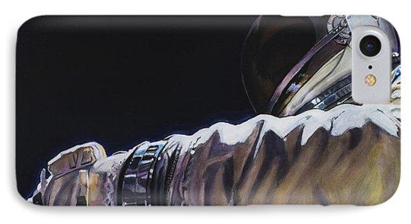 Gemini Xi - Into The Void IPhone Case by Simon Kregar