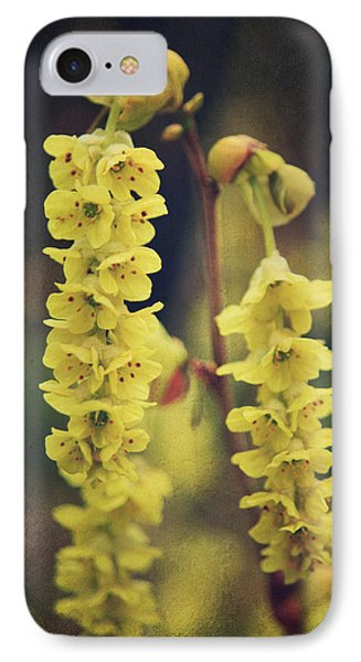 Gently Falling Phone Case by Laurie Search