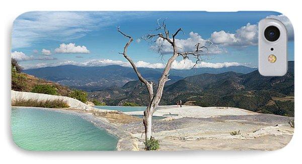 Geothermal Pool IPhone Case by Daniel Sambraus