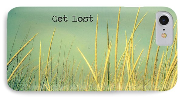 Get Lost IPhone Case by Joy StClaire
