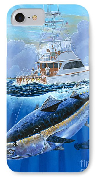 Giant Bluefin Off00130 IPhone 7 Case by Carey Chen