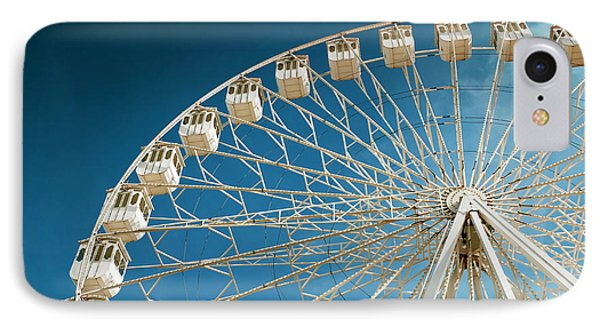 Giant Ferris Wheel IPhone Case by Carlos Caetano