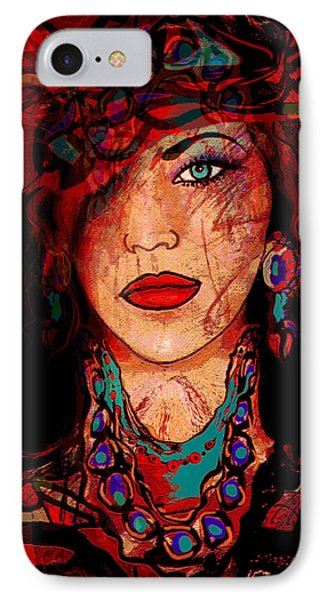 Glamor IPhone Case by Natalie Holland