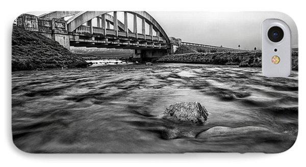 Glen Coe Bridge Phone Case by John Farnan
