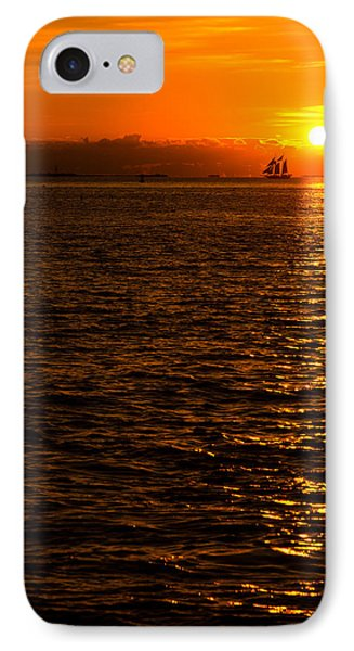 Glimmer IPhone Case by Chad Dutson