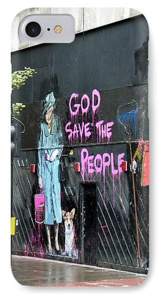 God Save The People Phone Case by RicardMN Photography